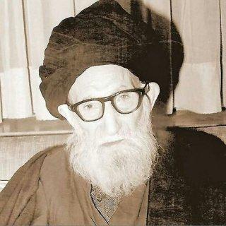 پدر رهبر معظم انقلاب اسلامی امام سید علی خامنه ای